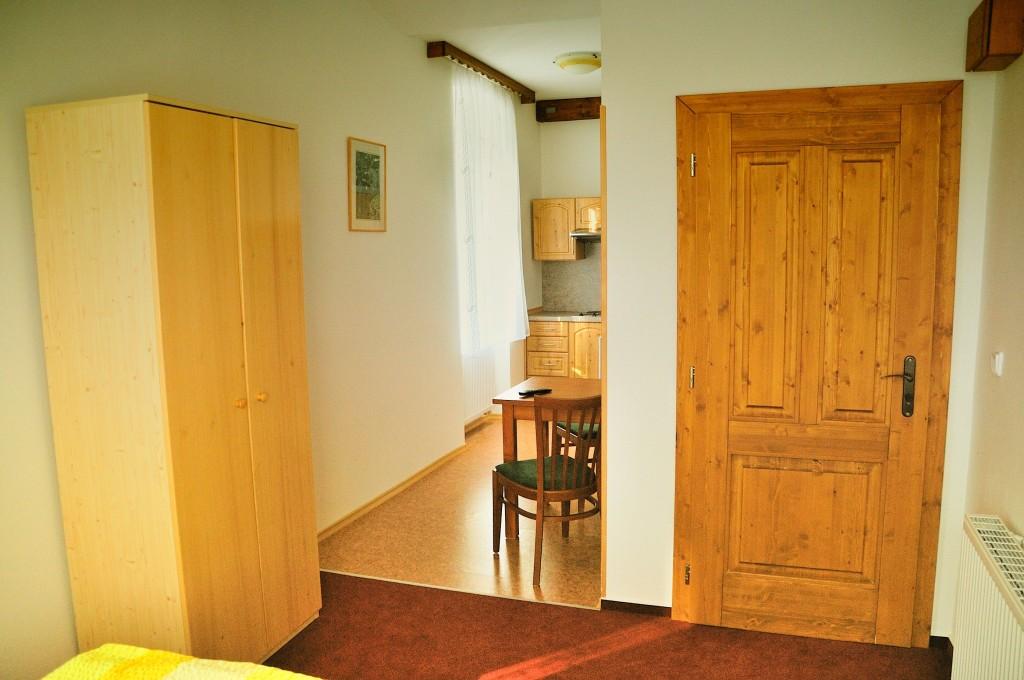 Apartmán 4. (2 lůžka)