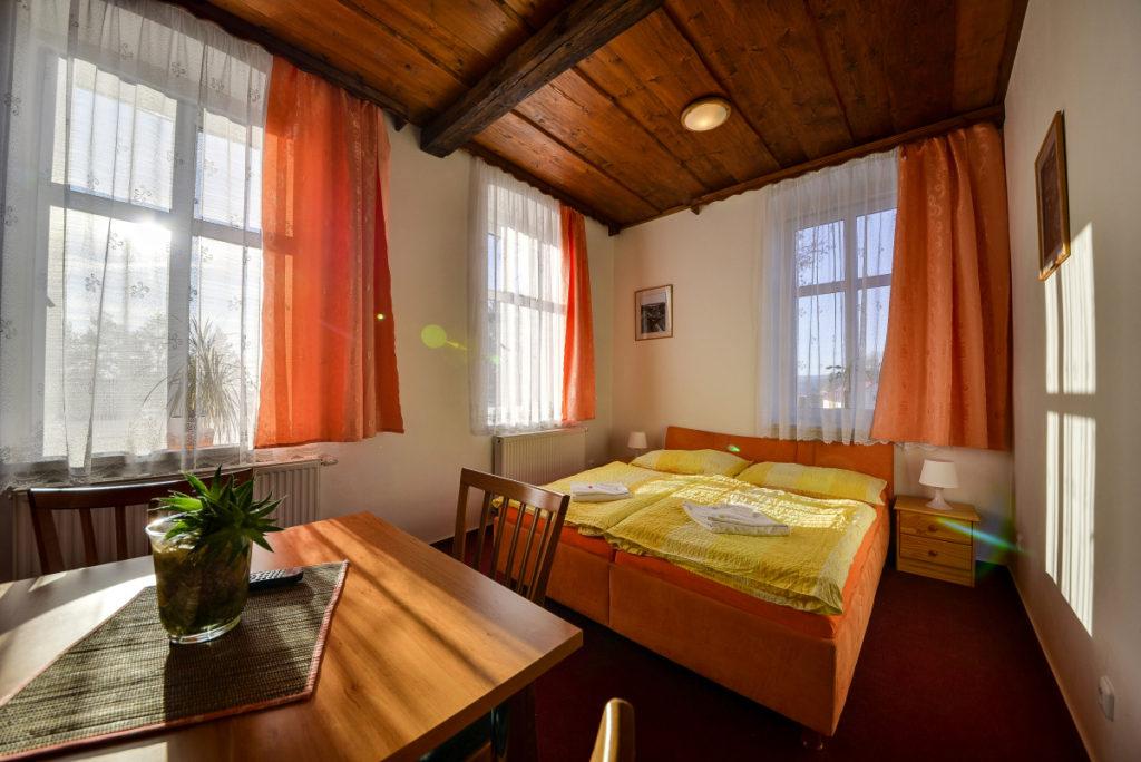 Apartmán 3. (4 lůžka)
