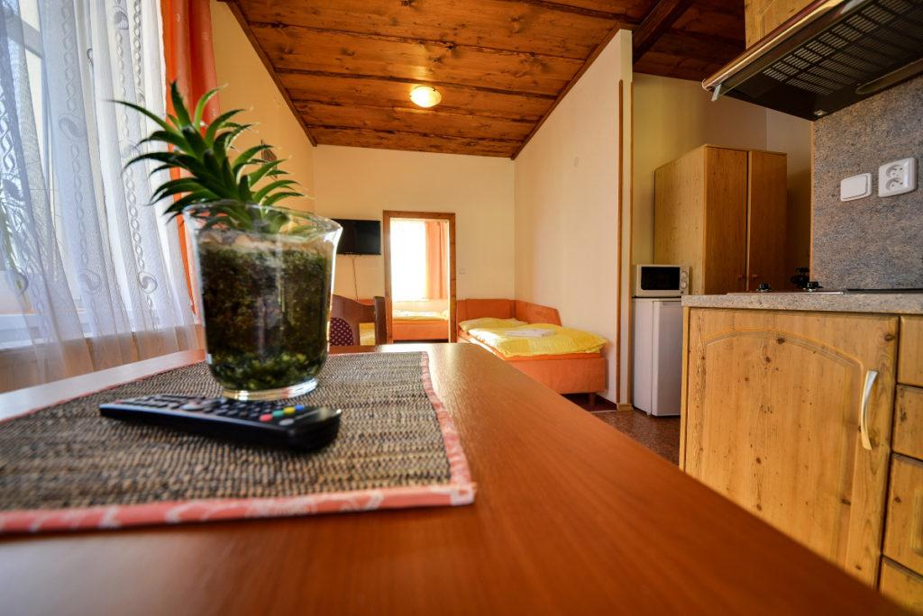 Apartmán 1. (4 lůžka)